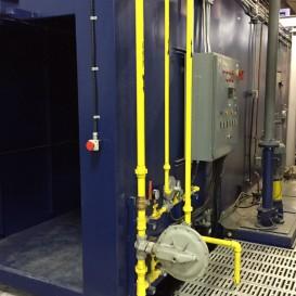 Lavage 3 stages au zirconium par pulvérisation